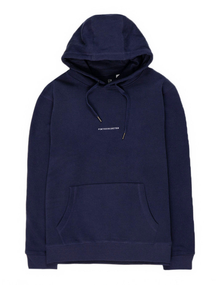 Poetic Collective - Box Logo Hoodie