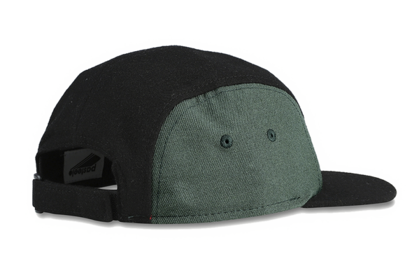 Pasteelo - Premium 5-Panel Cap Back