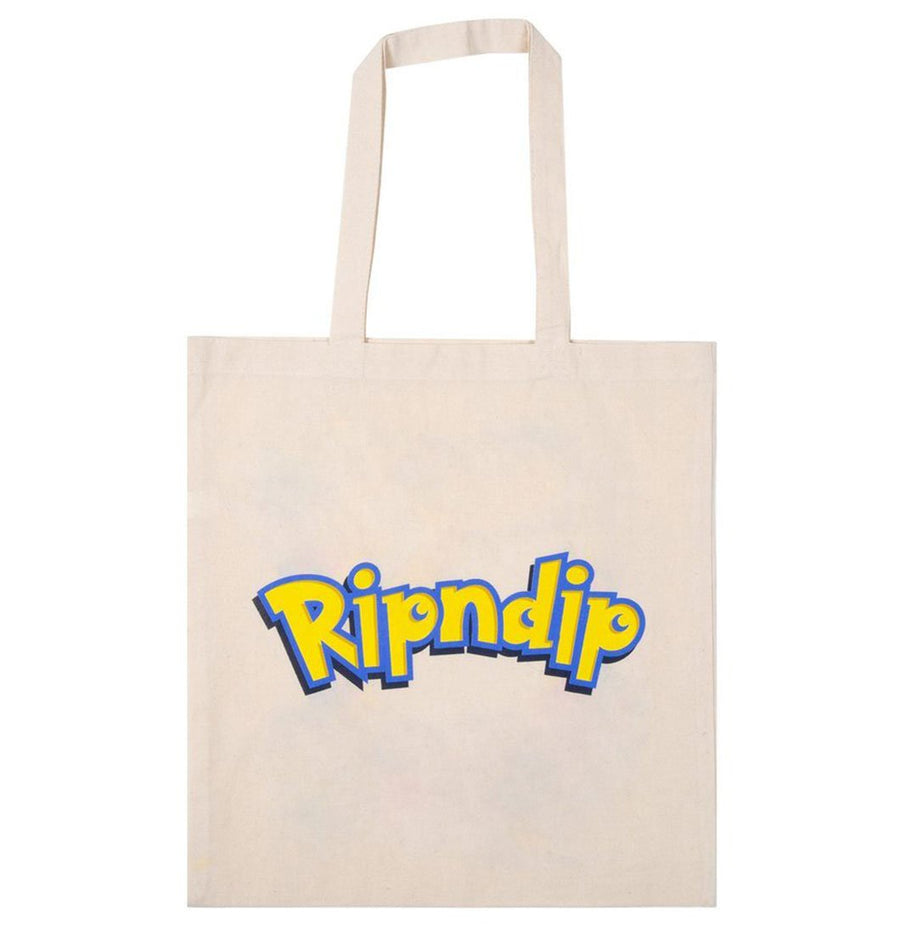Ripndip tote bag catch em all