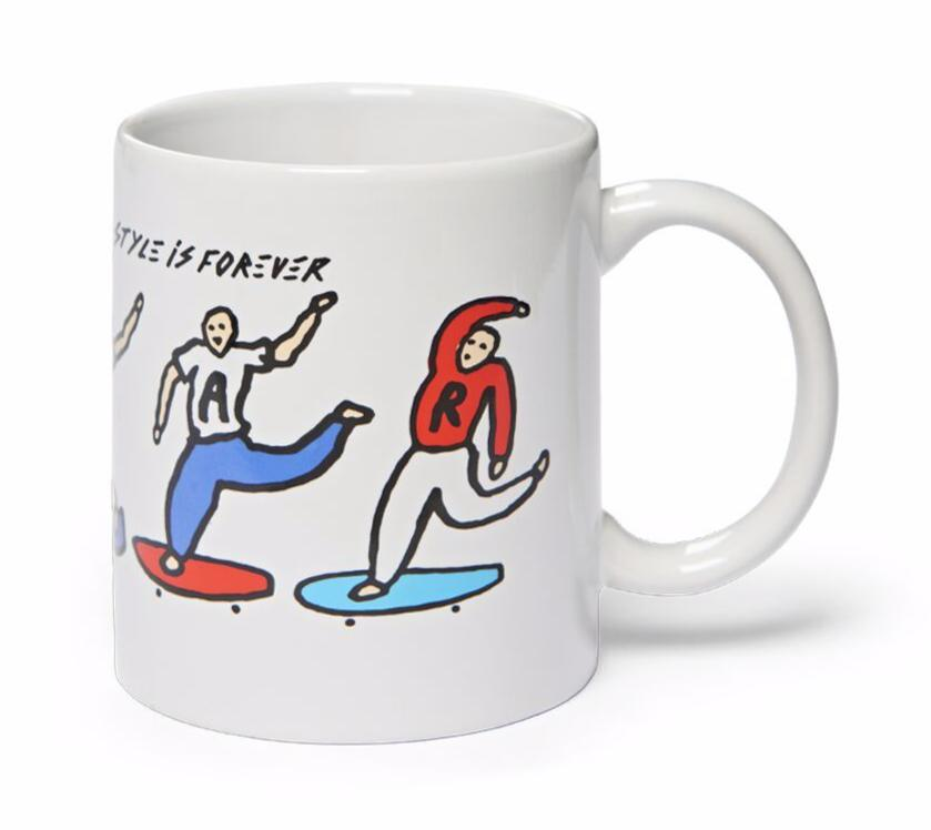 Polar Skate Co. - Style Is Forever Mug