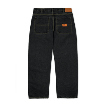 Butter - Santosuosso Pants - washed black
