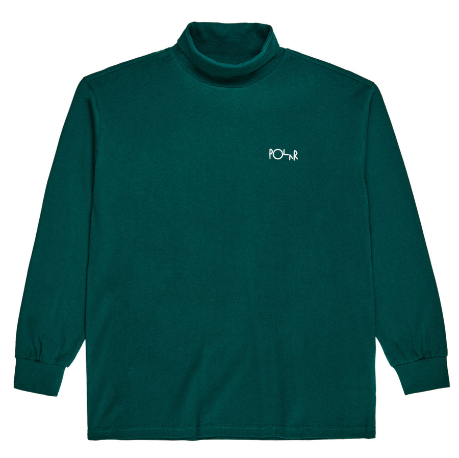 Polar Skate Co. - Script Turtleneck - Green