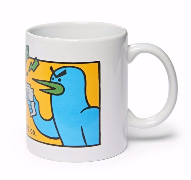 Polar Skate Co. - ZAP! Mug
