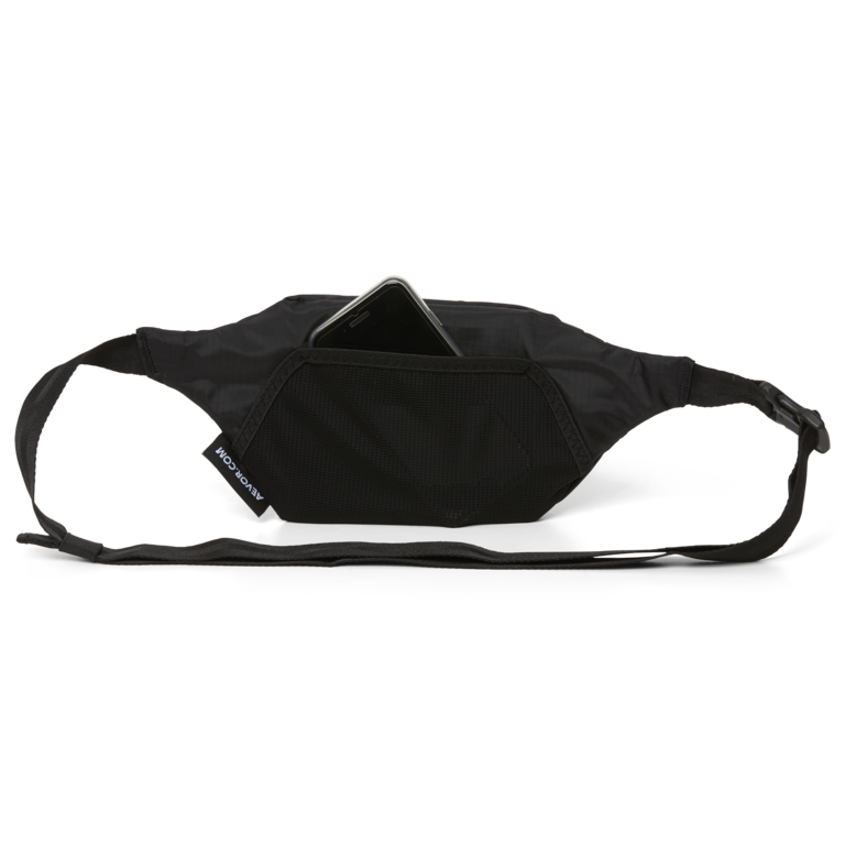 AEVOR - Hip Bag - Ripstop Black Eclipse