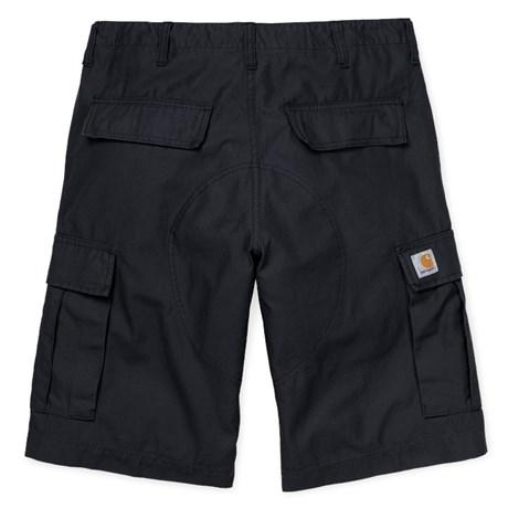 Carhartt - Regular Cargo Shorts - Cargo Shorts i Sort