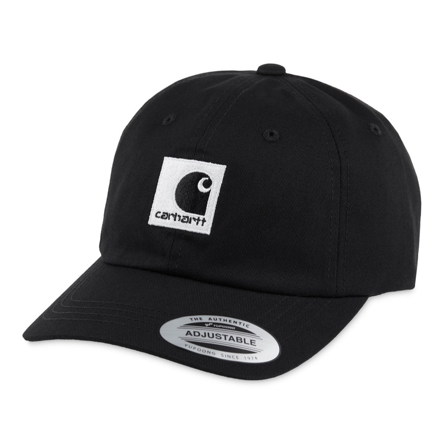 Carhartt WIP - Lewiston Cap i Sort