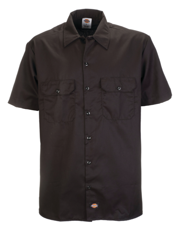 Dickies - S/S 1574 Workshirt - Black