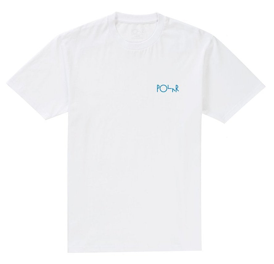 Polar Skate Co. -  AMTK Fill Logo Tee