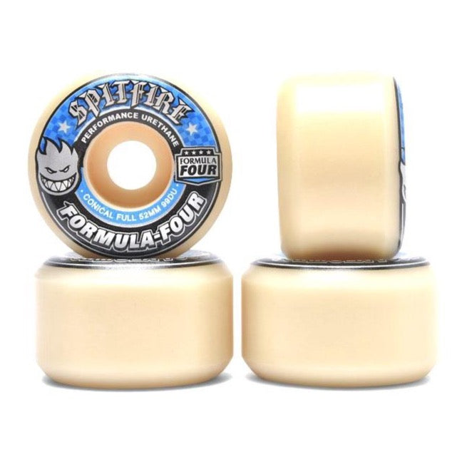 Spitfire - Formula four Conical Full - 52MM