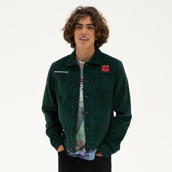 Ripndip - Welcome to Heck Corduroy Jacket