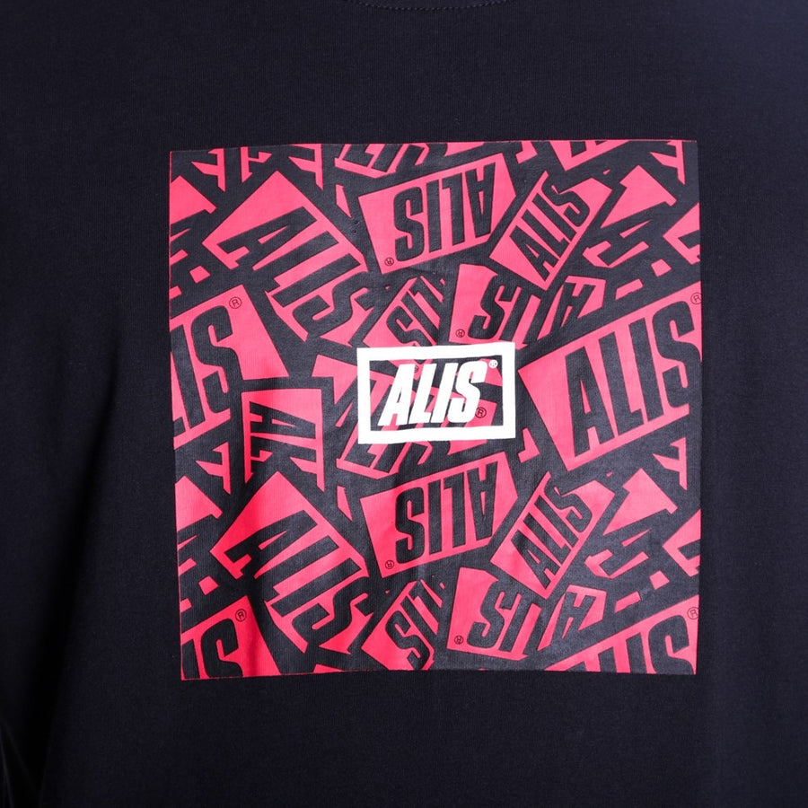 ALIS - Sticker Game Square T-shirt