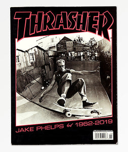 You added <b><u>Thrasher Magazine - June 2019 Edition - Jake Phelps</u></b> to your cart.