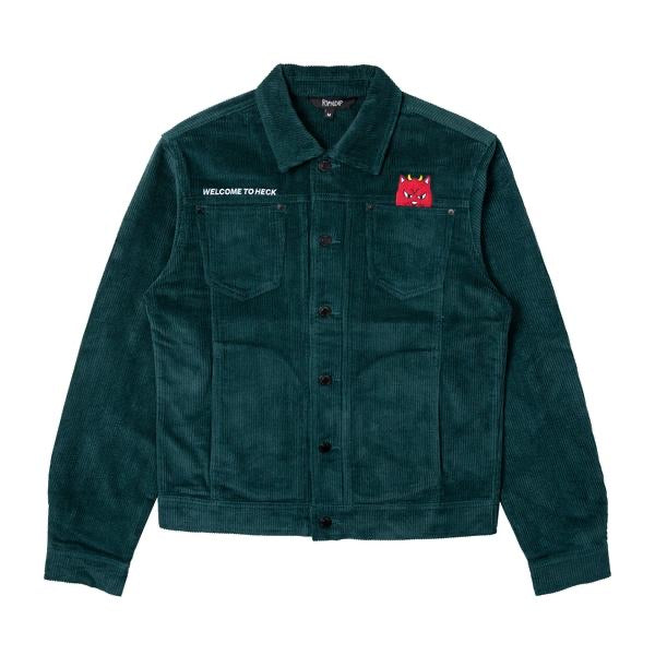 Ripndip - Welcome to Heck Corduroy Jacket - front