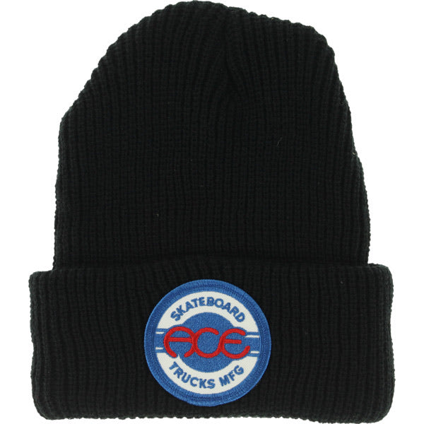 ACE - Seal Logo Beanie - Black