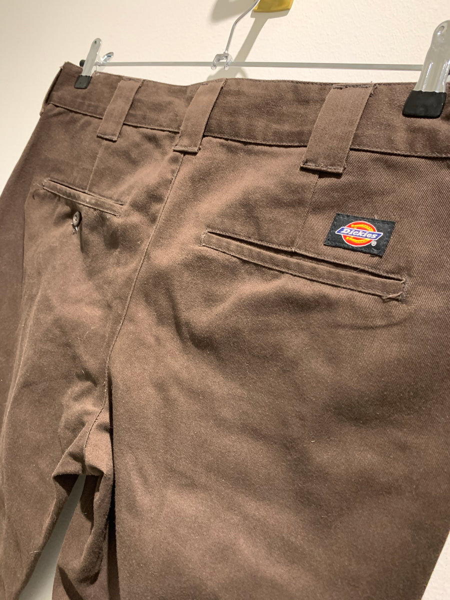 Recycle - Dickies 872 Bukser - Chocolate Brown