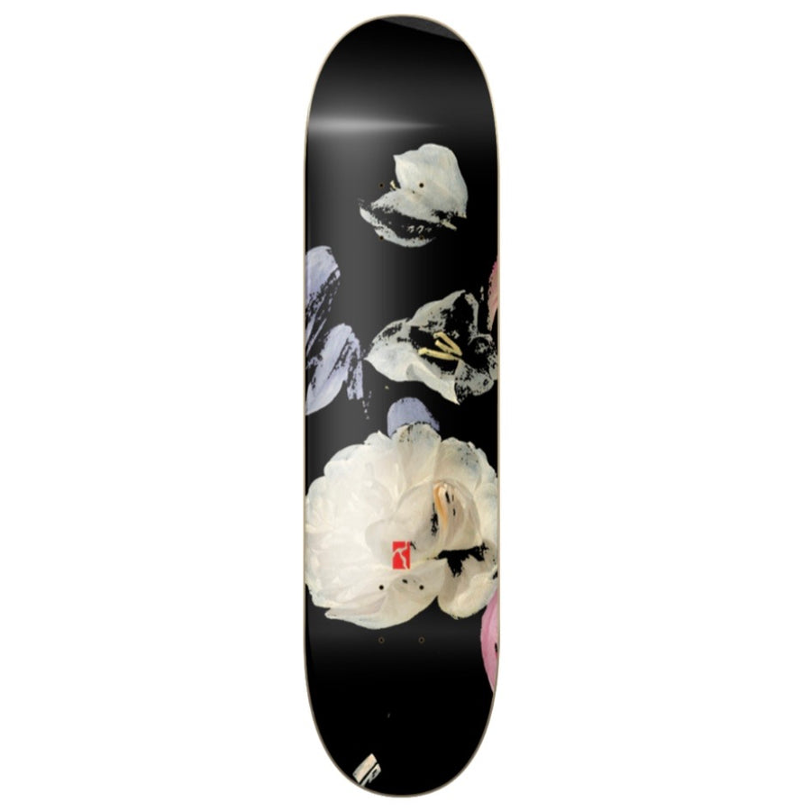 Poetic Collective - Flower still life skateboard