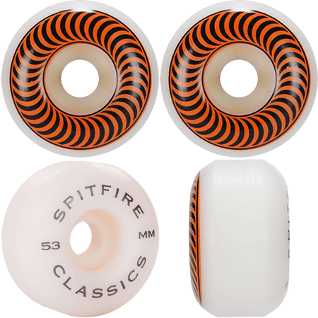 Spitfire - Classic Wheels 99A - 53MM
