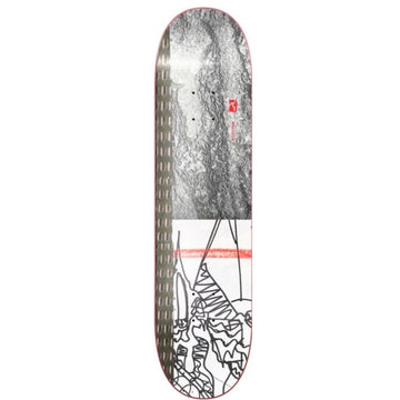 Poetic collective Norgren pro skateboard
