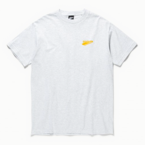 Pasteelo - Big Dot Tee Ash Grey