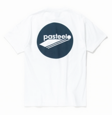 Pasteelo - Big Dot Tee White