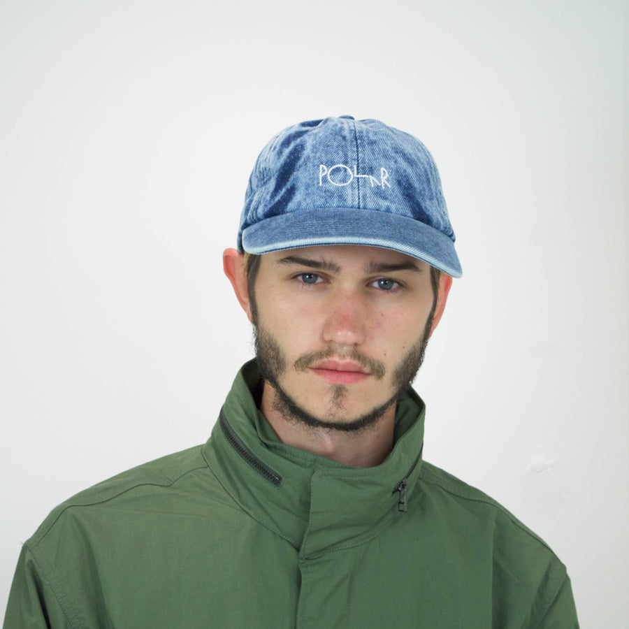 Polar Skate Co. - Denim Cap