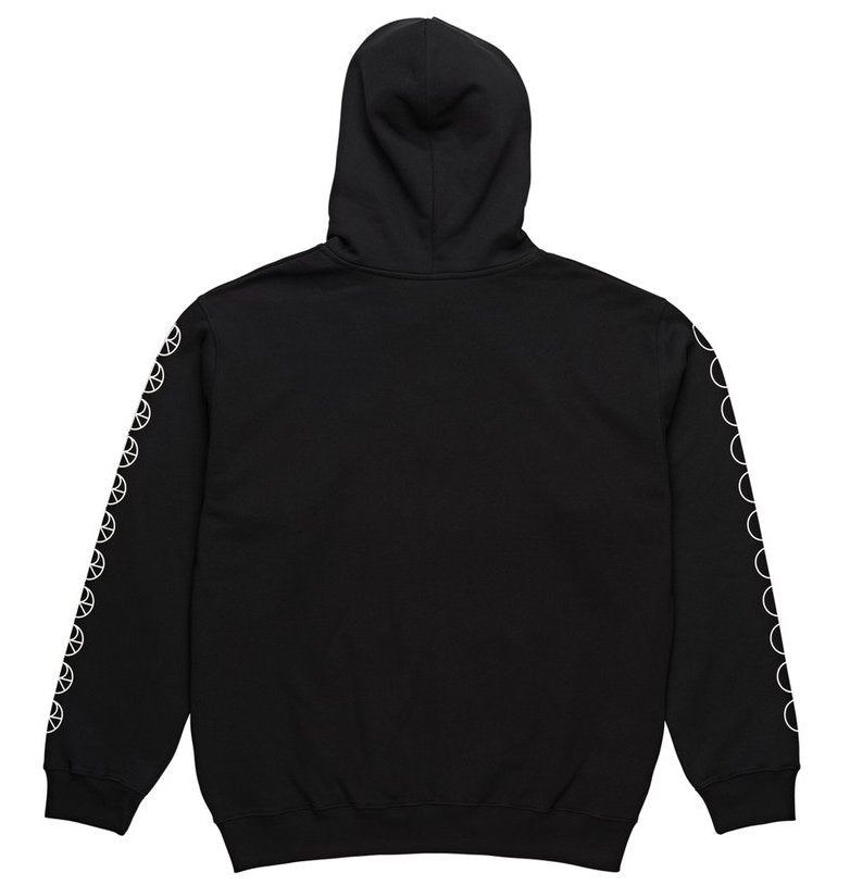 Polar Skate Co. - Racing Hoodie - Black