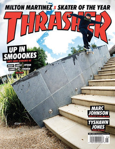 You added <b><u>Thrasher Skate Magazine - Maj 2020</u></b> to your cart.