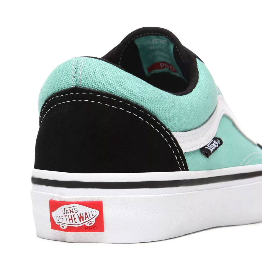 Vans - Old Skool - Black Jade