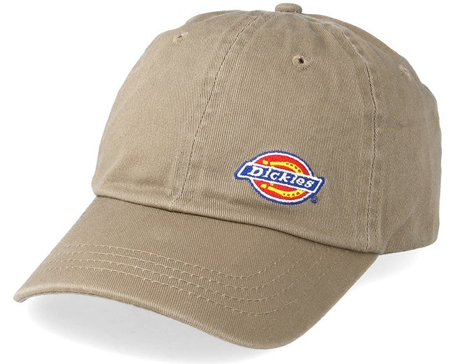 Dickies willow dad cap forfra sandfarvet