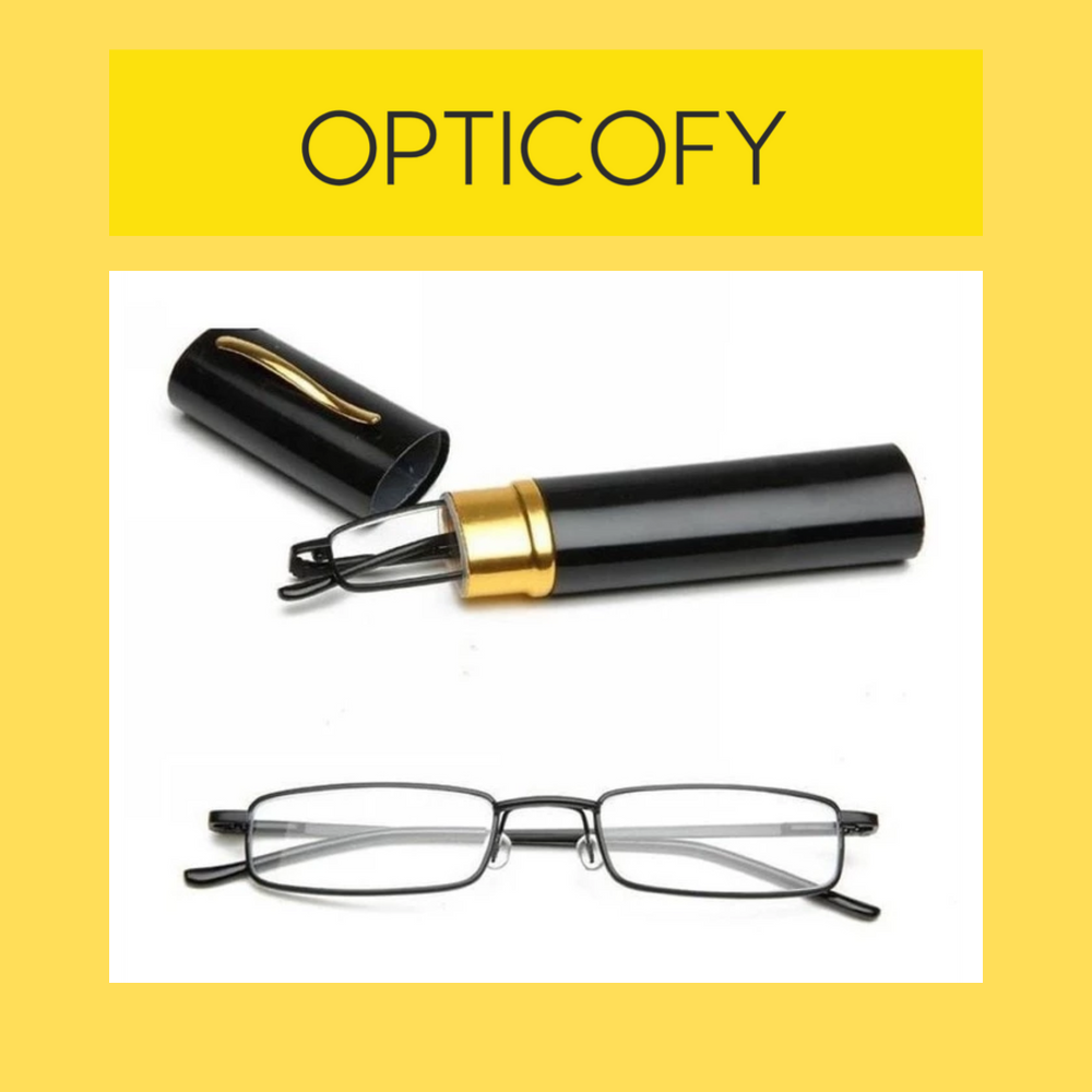 Slim & Stylish. Stainless Steel & Magnifying Reading Glasses +1.0 +1.5 +2.0 +2.5 +3.0 +3.5 +4.0