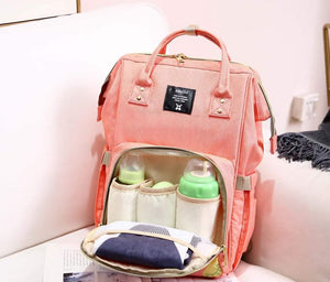 Premium Mommy Diaper Bag