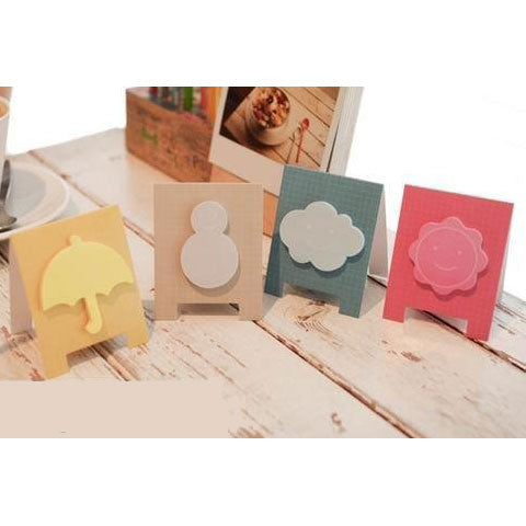 Picture of Weather Sticky Note Pads