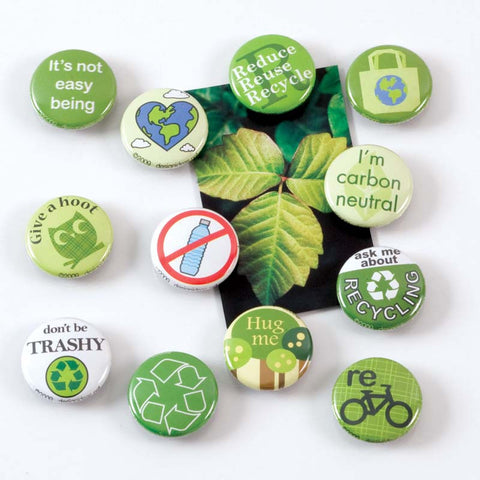 Picture of Be Green Magnet Set