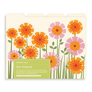 Meadow Field File Folders