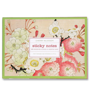 Picture of Cherry Blossom Sticky Notes