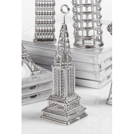Picture of Chrysler Building Memo Clip