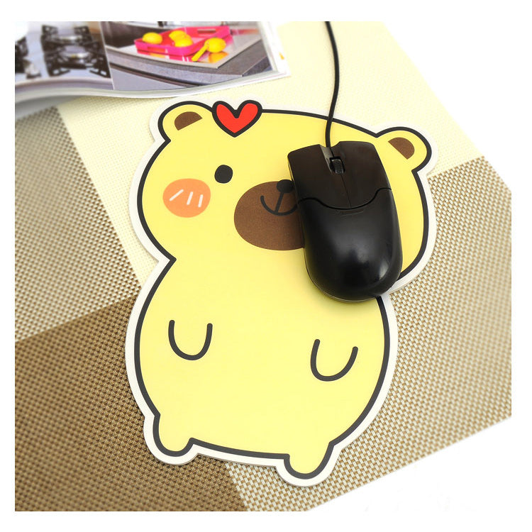 Cute Teddy Bear Mouse Pad