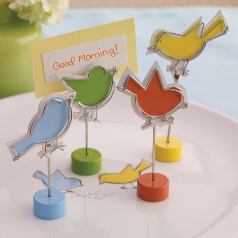 Picture of Chirp! Cute Birdie Memo Clips