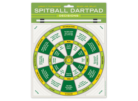 Picture of Decisions Spitball Dartpad