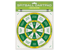 Decisions Spitball Dartpad