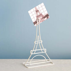 Architecture Eiffel Tower Memo Clip
