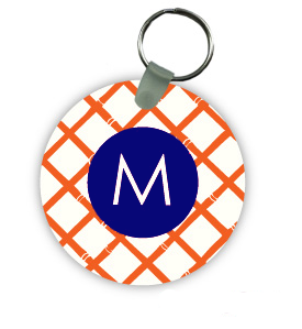 Picture of University of Florida Personalized Keychains