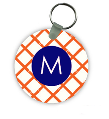 University of Florida Personalized Keychains