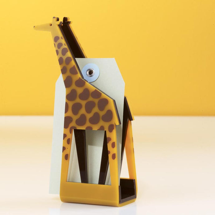 Giraffe Animal Letter Holder