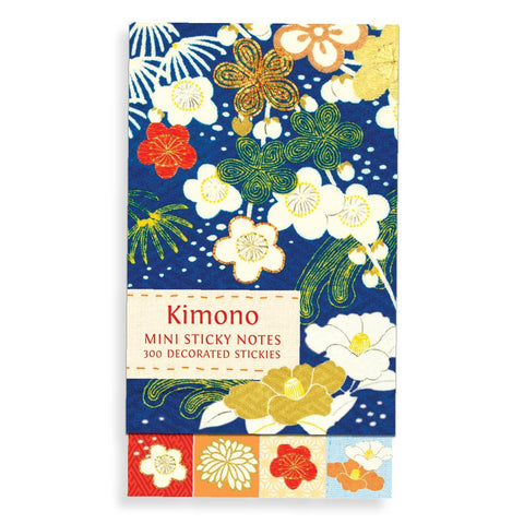 Picture of Kimono Mini Sticky Notes