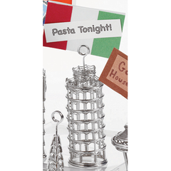 Leaning Tower of Pisa Memo Clip