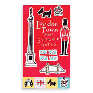 Picture of London Sticky Notes