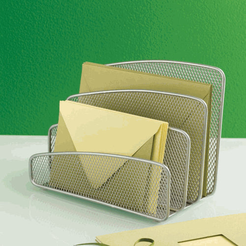 Desk Letter Holder & Organizer
