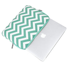 "Load image into Gallery viewer, Canvas Laptop Sleeve 11""-15"""