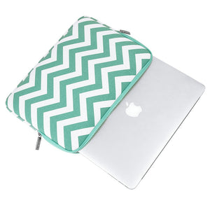 "Canvas Laptop Sleeve 11""-15"""